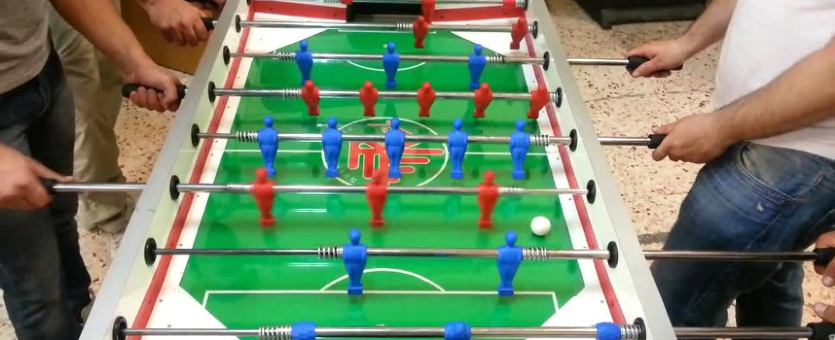 """""""Incontriamoci giocando"""", torneo di calcio balilla organizzato dalla Cooperativa Temenos / ISCRIZIONI"""