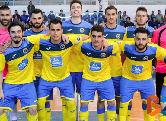 Futsal Bisceglie-Augusta 4-4 / VIDEO HIGHLIGHTS