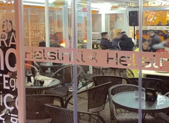 """Disposto lo sgombero della struttura esterna del Bar Helsinki, il titolare: """"Faremo ricorso"""""""
