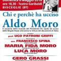 Il ricordo di Aldo Moro al Teatro Garibaldi: ospiti la figlia Maria Fida e il prof. Patroni Griffi