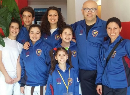 Tante medaglie conquistate dal Gruppo Sportivo Bersaglieri Esercito Bisceglie / FOTO