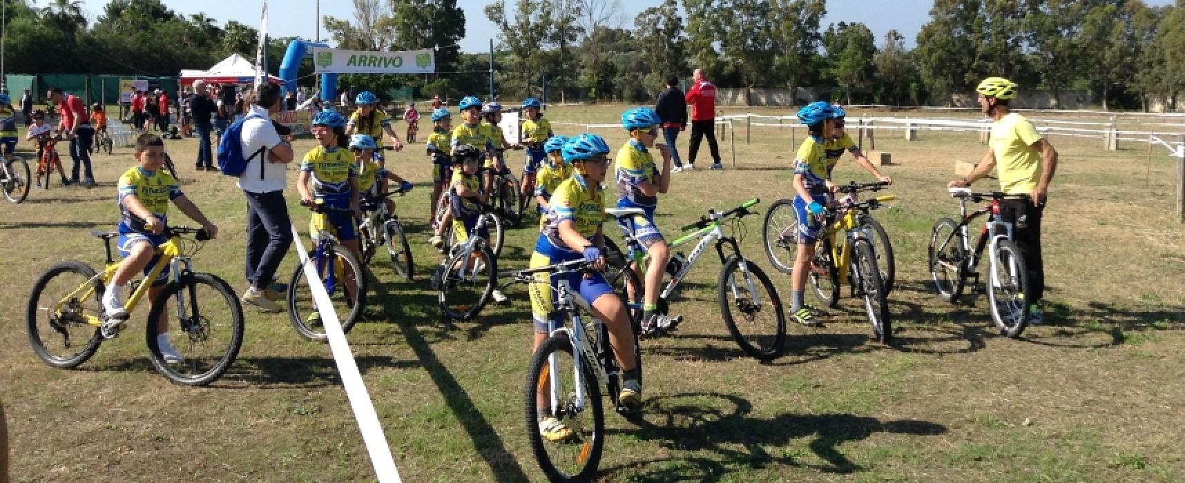 Team Ludobike, trofeo di società conquistato al Giro di Puglia Giovanissimi / FOTO