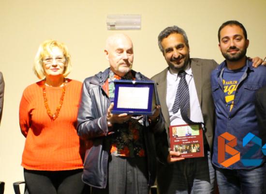 """Il poeta polacco Nawrocki a Bisceglie: """"La cultura serve a unire, non a uniformare"""""""