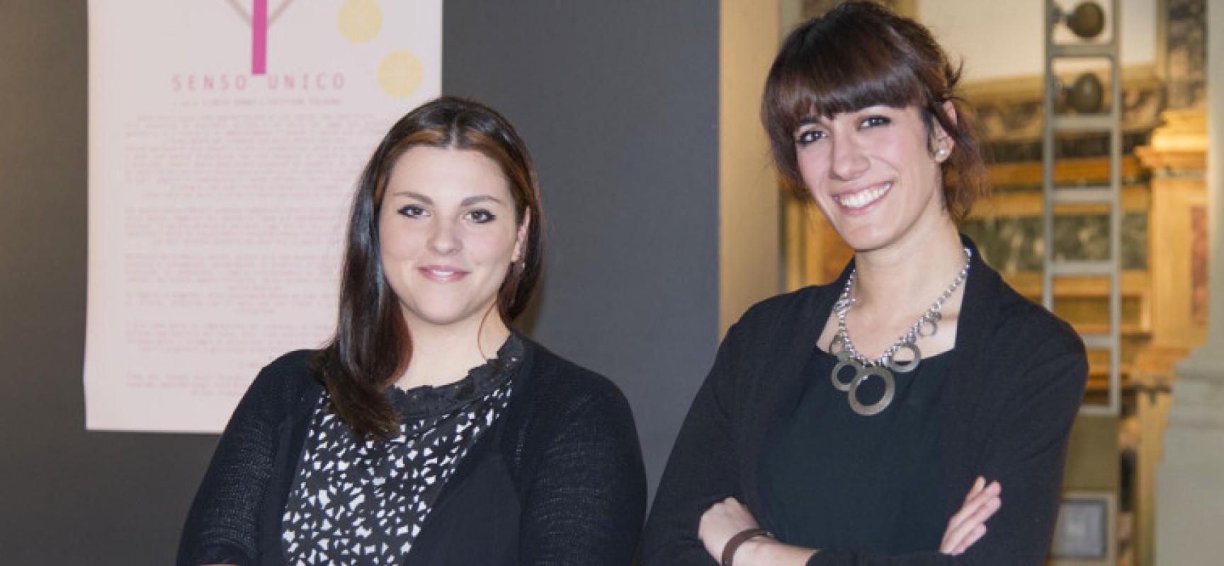 """La biscegliese Cristina Soldano curatrice della mostra collettiva """"Senso Unico"""" /FOTO"""