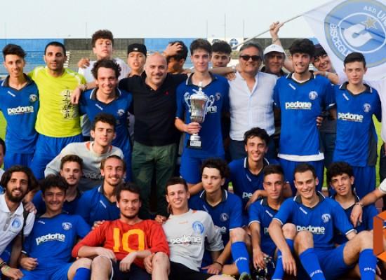 """L'Unione Calcio Bisceglie conquista la prima edizione del """"Trofeo Città dei Dolmen""""/VIDEO e FOTO"""