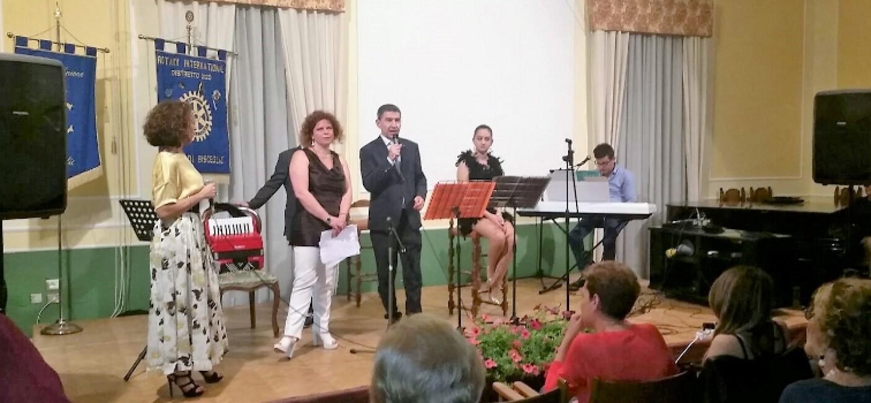 """Al Circolo Unione musica, poesia ed emozioni nella serata: """"Dedicato all'Amore – Canzoni e versi"""""""