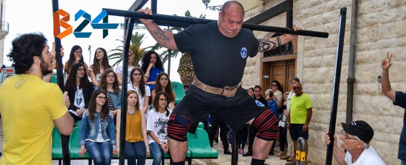 Il biscegliese Cosimo Ferrucci stabilisce un nuovo Guinness World Record