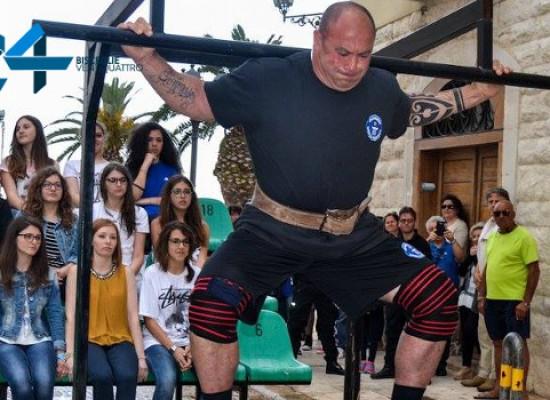 Nuovo record mondiale per il biscegliese Cosimo Ferrucci, attesa ora l'ufficialità da Londra