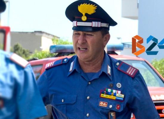 Encomio per i carabinieri Cimadomo e Marcone: sgominarono pericolosa banda di rapinatori