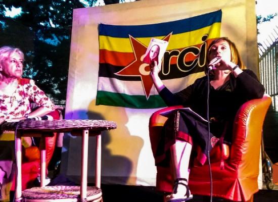 """Giuliana Sgrena all'Open Source: """"Uomo impari ad amare e rispettare le donne"""" / VIDEO"""