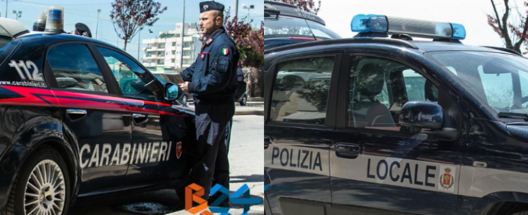 Blitz palazzina via Abate Bruni, i proprietari ringraziano forze dell'ordine e comune