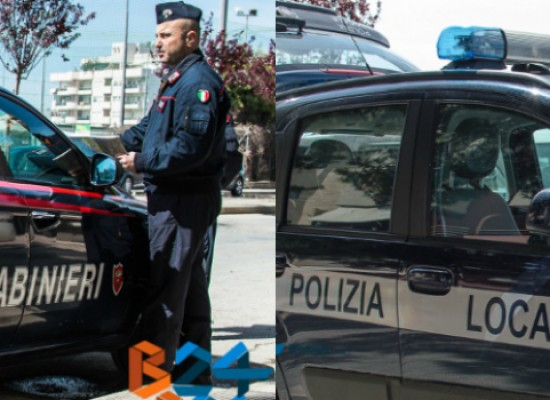 Vigile urbano aggredito da venditore abusivo, fermato 25enne senegalese