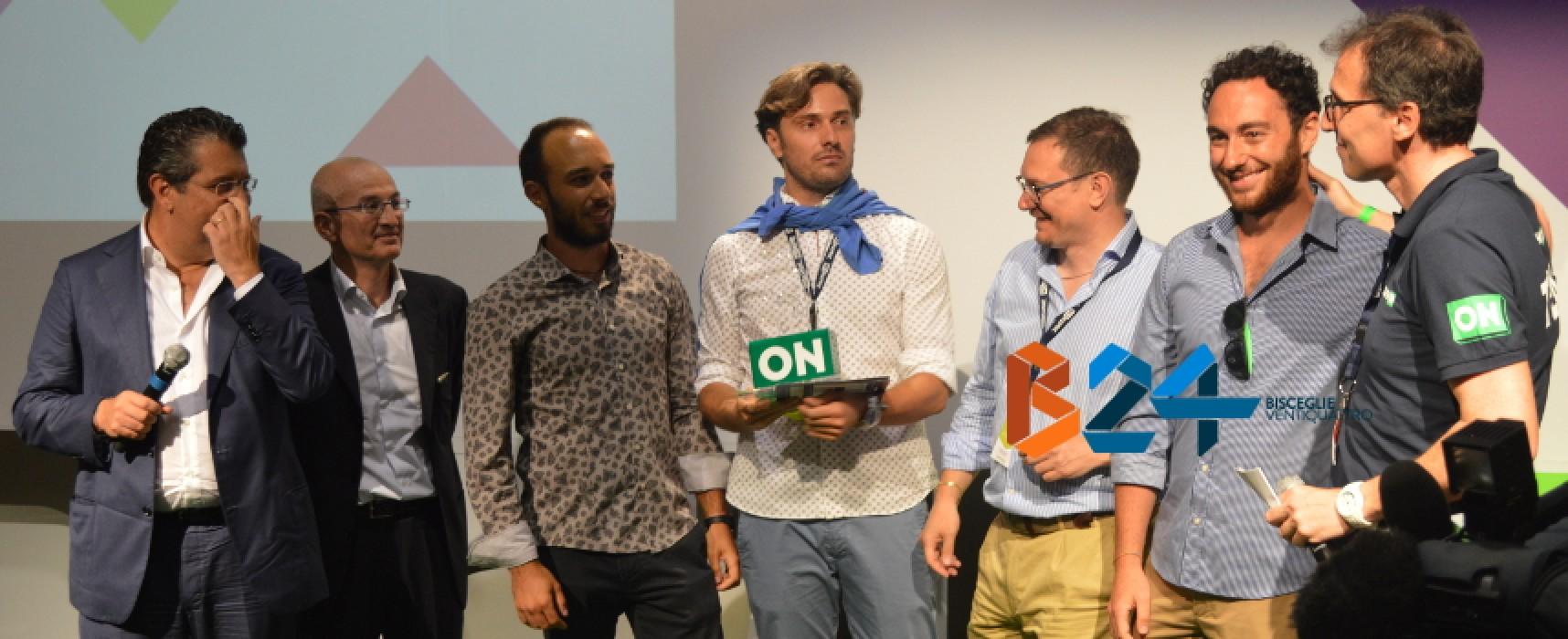 AuLAb vince il Premio DigithON2016, Francesco Boccia: «Ascoltiamo le idee dei giovani» / FOTO
