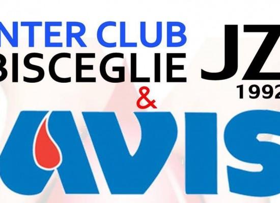 Inter Club Javier Zanetti e AVIS Bisceglie domani insieme per la raccolta sangue