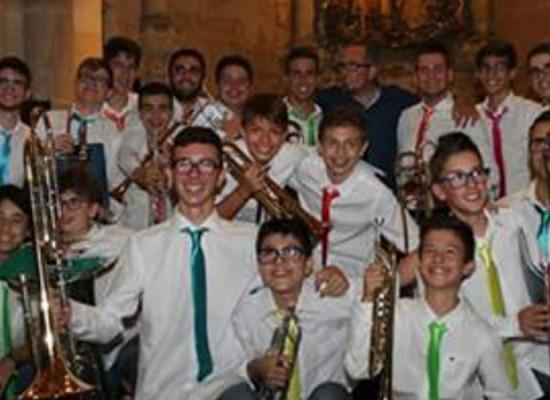 """La brass ensamble """"Il Cenacolo"""" raccoglie successi in Italia e fuori, il Prof. Salvatore Barile ci spiega come"""