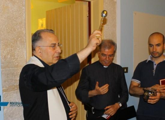 """Inaugurata la nuova sede di """"Recuperiamoci"""", il progetto Caritas a favore dei più deboli"""