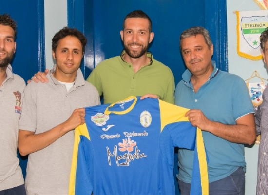 Angelo Carlucci è il nuovo tecnico del Don Uva Calcio