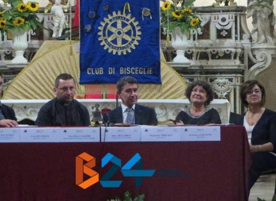Presentato dal Rotary Club il restauro del coro ligneo della cattedrale di San Pietro