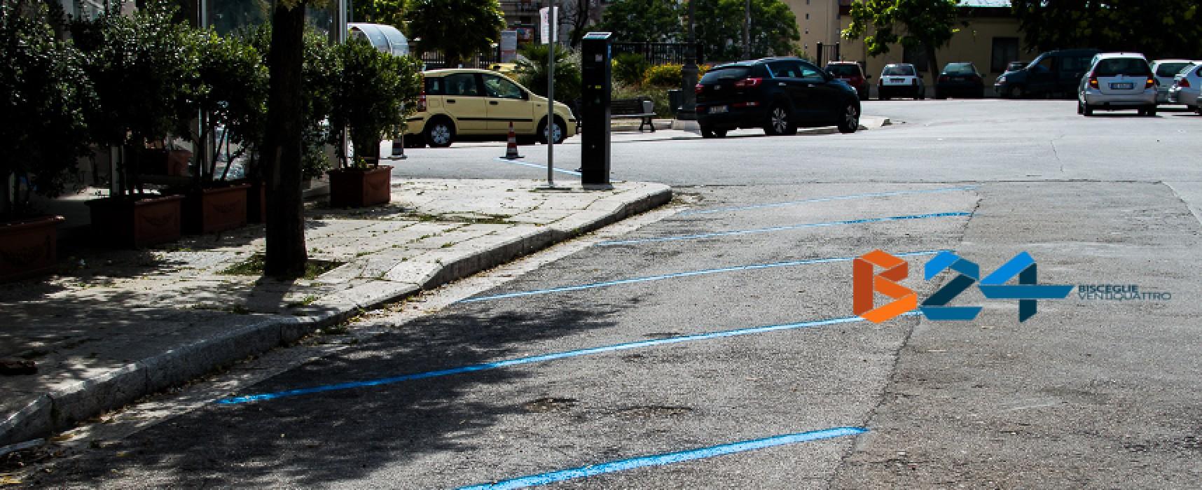 Strisce blu: i parcheggi a pagamento diventeranno 2310, in aumento del 42%