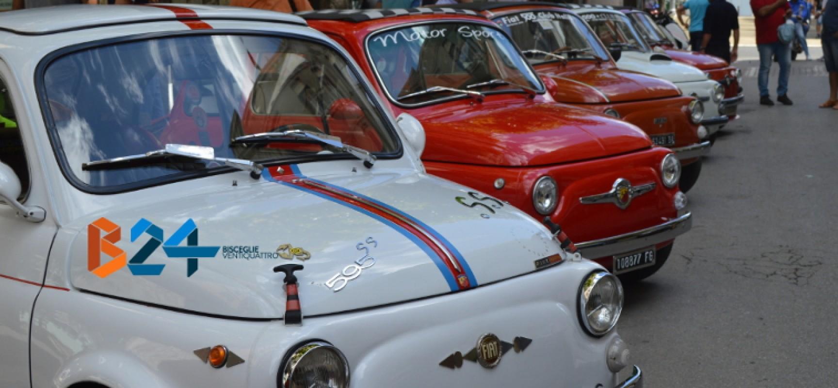 Fiat 500 club, Meeting internazionale del Sud Italia nel weekend