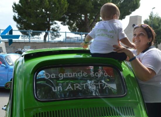 Un evento che appassiona, unisce, diverte. Tutte le FOTO del XVII raduno Fiat 500