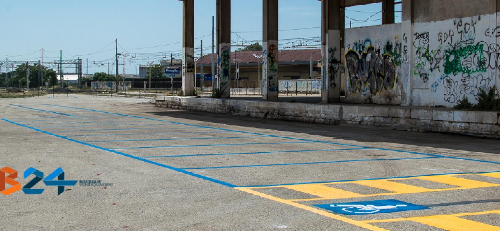 Apre il parcheggio all'ex scalo merci, tariffe agevolate per gli studenti pendolari