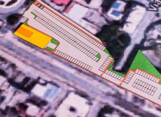 """Parcheggio stazione, Spina: """"Pronto in due settimane, via Aldo Moro pedonale entro fine anno"""""""