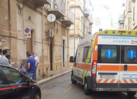 Biscegliese di 55 anni trovato morto sull'uscio di casa in via Carducci