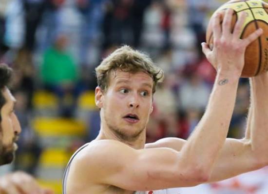 I Lions Basket continuano il loro straordinario mercato, a Bisceglie arriva il pivot Antonelli