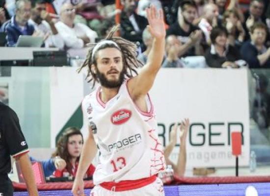 Lions Basket, ingaggiato il giovane playmaker Di Emidio