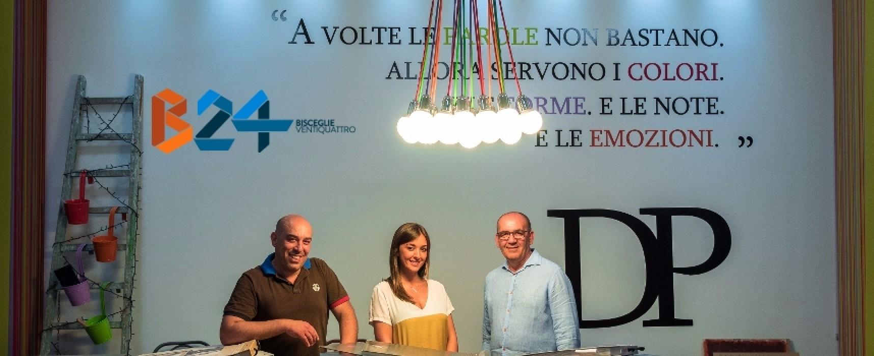 Quarant'anni da azienda leader, buon compleanno alla Di Pinto Sas / VIDEO