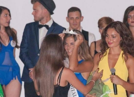"""La biscegliese Naomi Povia è Miss Foggia: """"Si può sempre imparare, anche dai concorsi"""""""