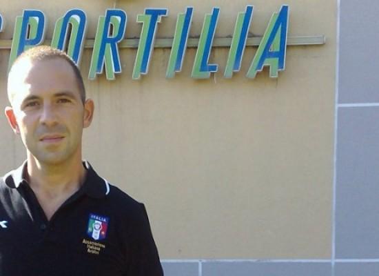 Arbitri: Nicola Gisondi nuovo designatore calcio a 5 per la Puglia