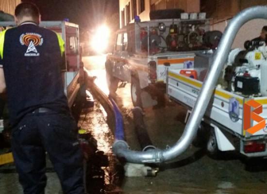 L'encomiabile contributo dell'Oer durante l'emergenza maltempo / FOTO