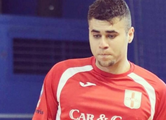 Colpo di mercato del Futsal Bisceglie, preso il bomber Daniel Peruzzi
