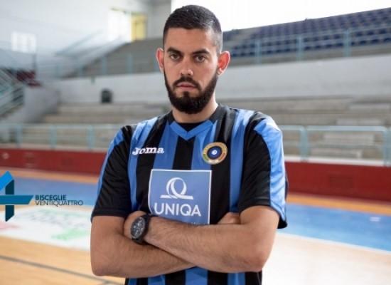 Mercato, il Futsal Bisceglie piazza il colpo Ramirez / VIDEO intervista esclusiva