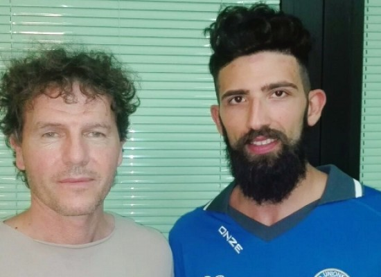 """Unione Calcio, preso Ferri. Il Ds Storelli: """"Era necessario inaugurare un nuovo ciclo"""""""