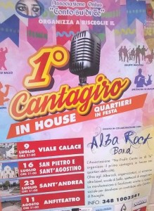 cantagiro in house