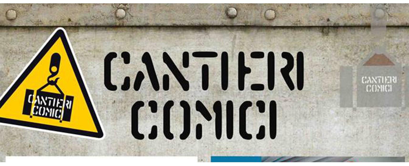 """Il cabaret in tour di """"Cantieri Comici"""" fa tappa al Teatro Mediterraneo"""