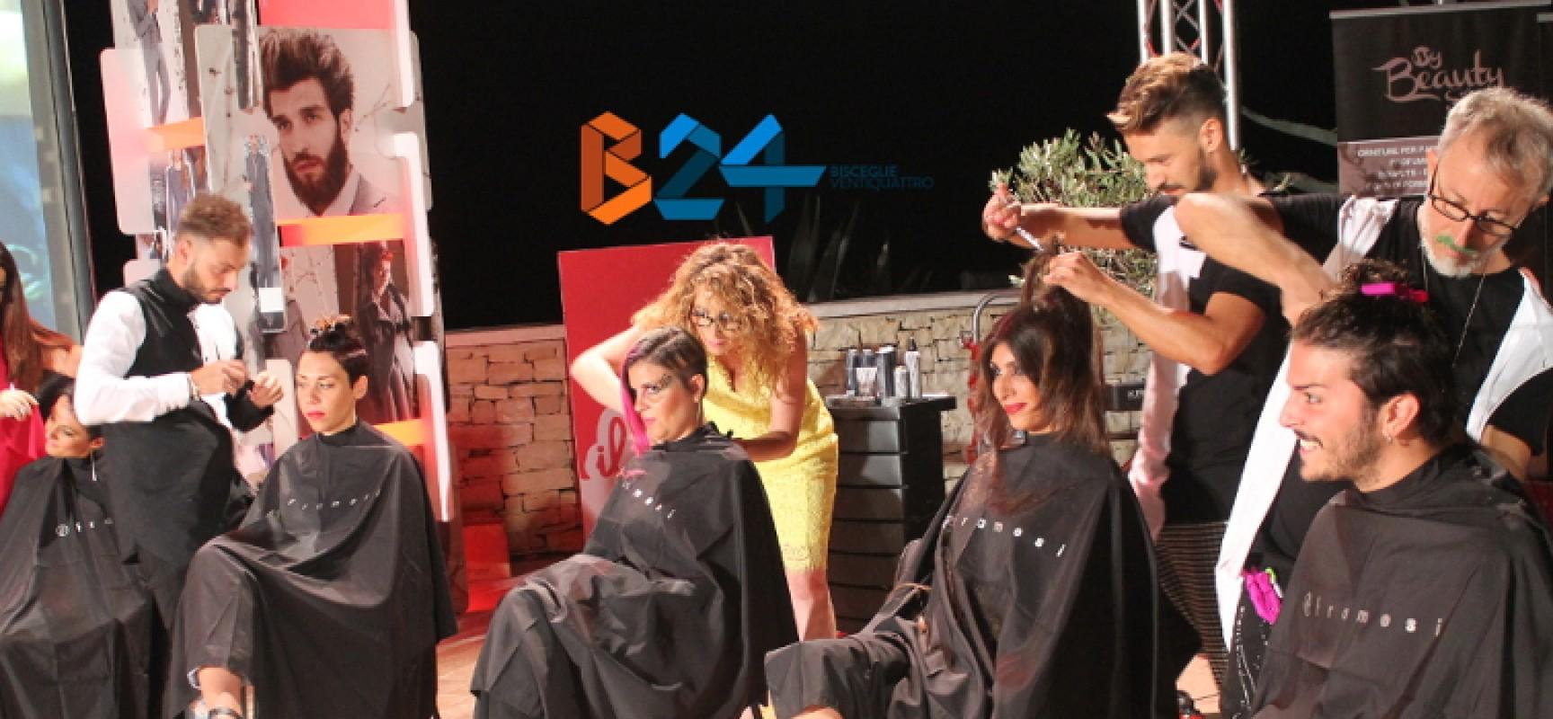 """""""Capelli in Festa"""", l'appuntamento tra stile e tendenza organizzato dagli Acconciatori Biscegliesi"""