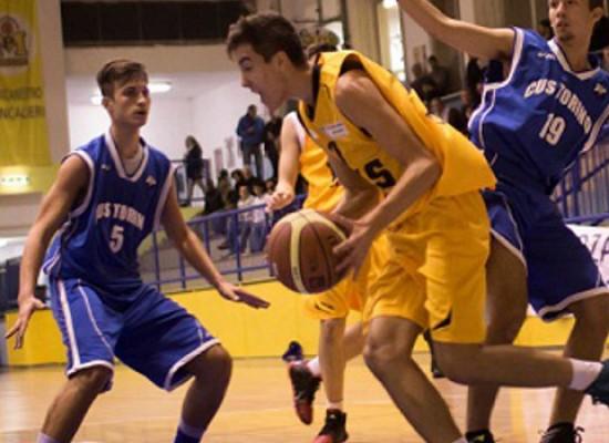 I Lions Basket ingaggiano il forte under Flavio Comollo