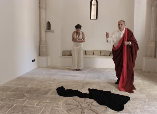"""""""The Italian Shakespeare"""", debutta a Molfetta il nuovo spettacolo di Gianluigi Belsito"""