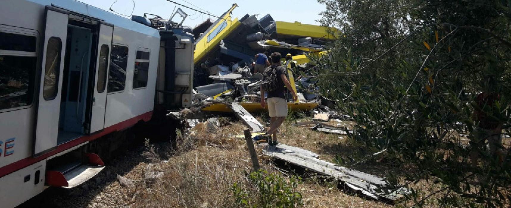 """Tragedia ferroviaria Corato, la testimonianza di un soccorritore biscegliese: """"Scenario apocalittico"""""""