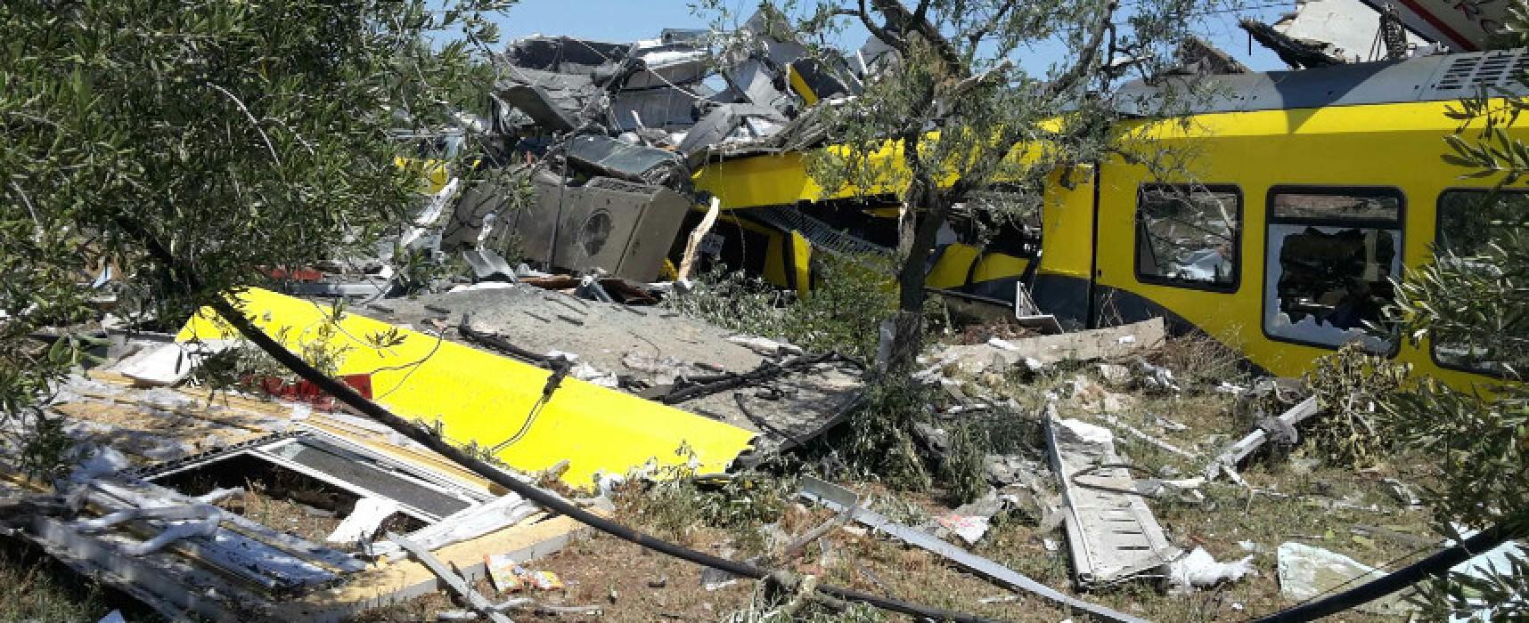 Incidente ferroviario tra Corato e Andria, dieci feriti ricoverati a Bisceglie