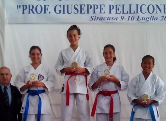 Gruppo Sportivo Fiamme Cremisi Bersaglieri Bisceglie, due medaglie in terra siciliana