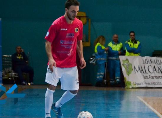 Futsal Bisceglie, il capitolo rinnovi si chiude con la firma di Montelli sino al 2018