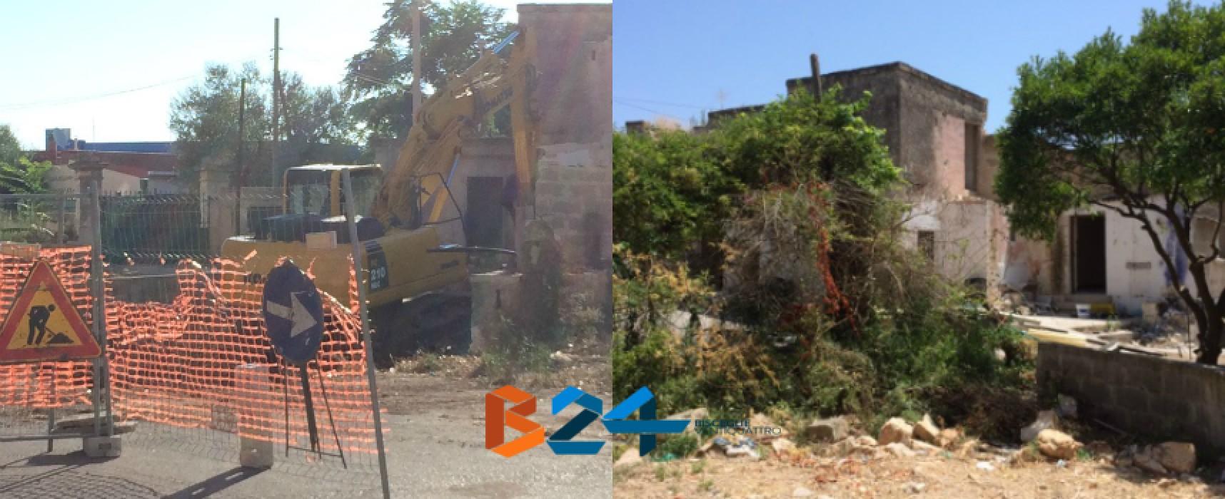 Demolito ultimo immobile espropriato nella zona 167, al via le ultime urbanizzazioni