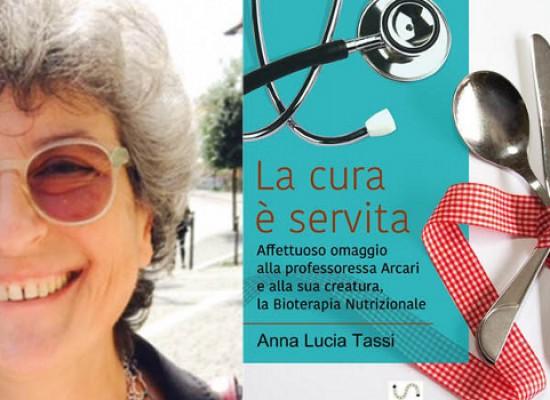 """""""La cura è servita"""", la presentazione del libro di Anna Lucia Tassi al castello svevo"""