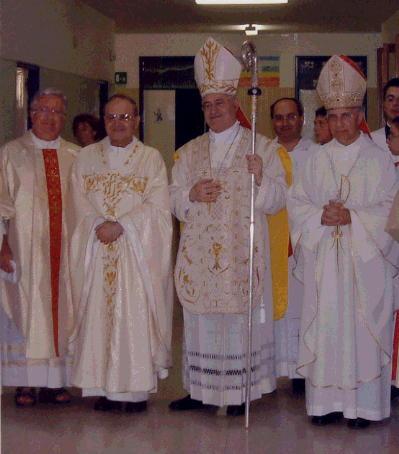 Caputi Sac. Pasquale.2003.001.15 agosto 2003, 50^ ordinazione presbiterale