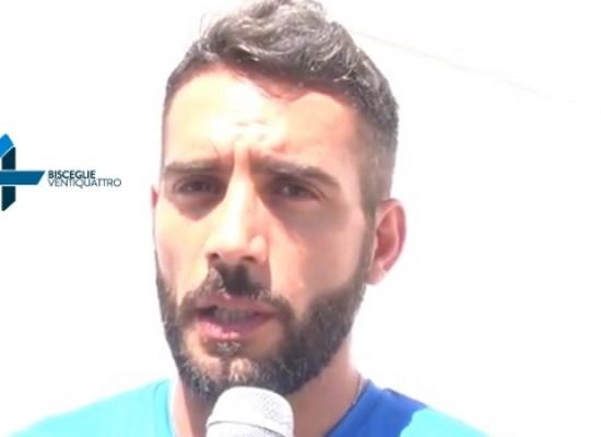 """Montaldi: """"Società ambiziosa, allenatore vincente, per questo ho scelto il Bisceglie"""" / VIDEO"""